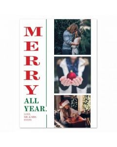Merry All Card