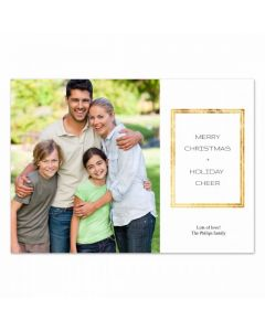 Golden Square Card