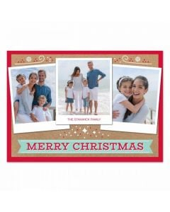 Merry Photos Card