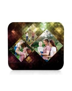 Diamonds Are Forever Mouse Pad