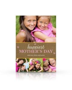 Happiest Mother's Day Card