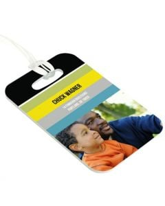 Dad Is Great Luggage Tag