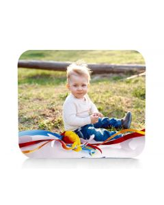 Painting in Motion Mouse Pad