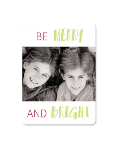 Be Bright 5x7 Card