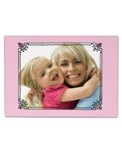 Stamped Frame Photo Panel