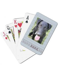 Bark Custom Playing Cards