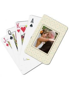 Leaves Custom Playing Cards