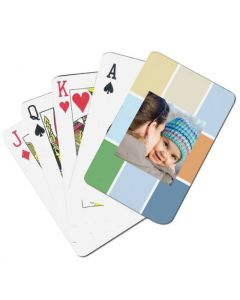 Soft Graphics Custom Playing Cards
