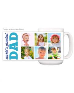 Greatest Dad Mug