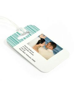 Grass Roots Luggage Tag