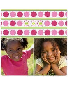 Dots Mom Photo Panel