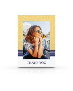 Symmetry Thank You Card